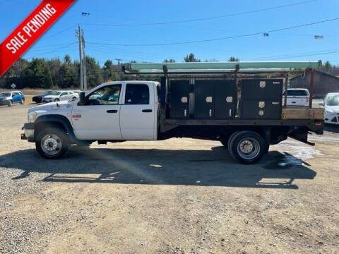 2009 Dodge Ram Chassis 5500 for sale at Upstate Auto Sales Inc. in Pittstown NY