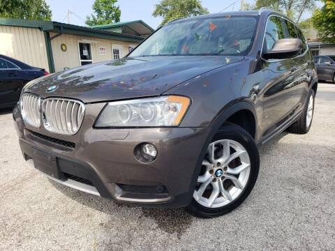 2011 BMW X3 for sale at BBC Motors INC in Fenton MO