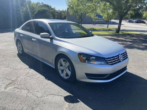 2013 Volkswagen Passat for sale at Guarantee Auto Group in Atascadero CA