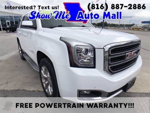 2015 GMC Yukon for sale at Show Me Auto Mall in Harrisonville MO