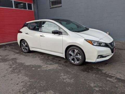 2020 Nissan LEAF for sale at Paramount Motors NW in Seattle WA