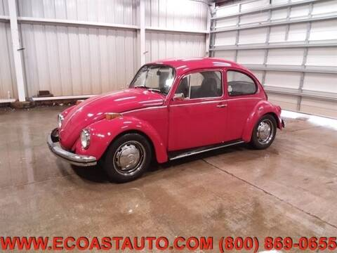 1972 Volkswagen Beetle for sale at East Coast Auto Source Inc. in Bedford VA