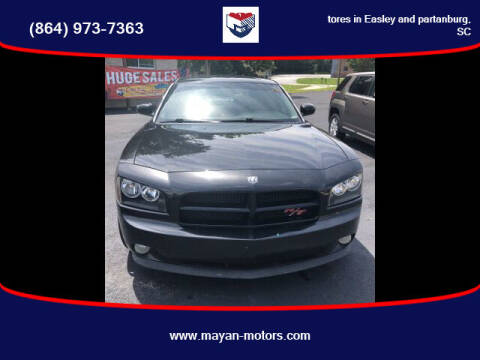 2006 Dodge Charger for sale at Mayan Motors Easley in Easley SC