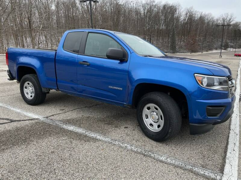 2018 Chevrolet Colorado for sale at Lifetime Automotive LLC in Middletown OH