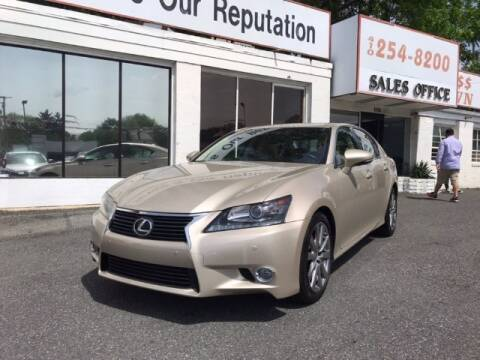 2013 Lexus GS 350 for sale at Bay Motors Inc in Baltimore MD