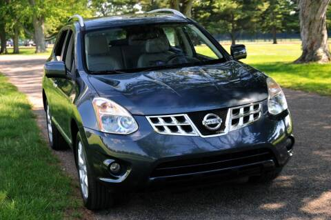 2013 Nissan Rogue for sale at Auto House Superstore in Terre Haute IN