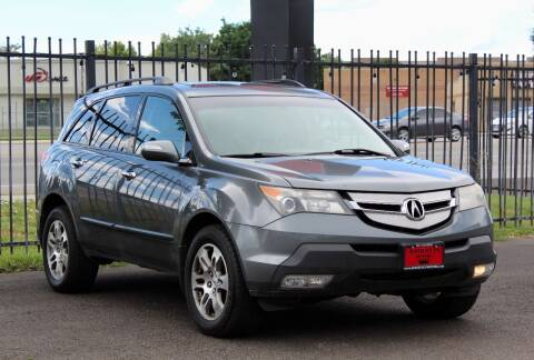 2008 Acura MDX for sale at Avanesyan Motors in Orem UT