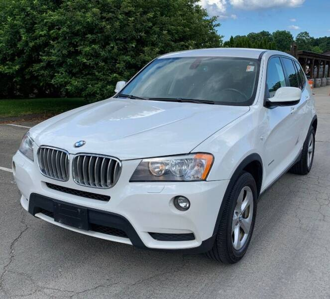 2011 BMW X3 for sale at CAR SPOT INC in Philadelphia PA