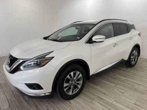 2018 Nissan Murano for sale at TRAVERS GMT AUTO SALES - Traver GMT Auto Sales West in O Fallon MO