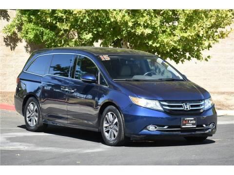 2015 Honda Odyssey for sale at A-1 Auto Wholesale in Sacramento CA
