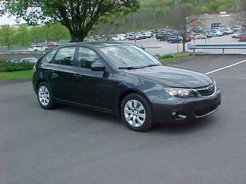 2009 Subaru Impreza for sale at North Hills Auto Mall in Pittsburgh PA