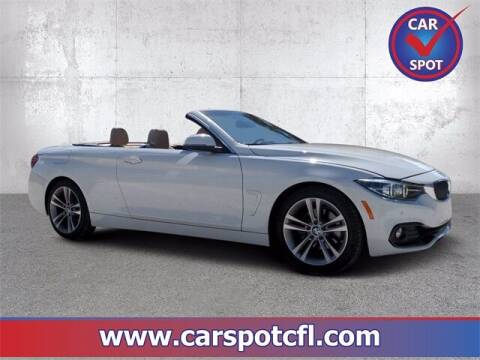 2018 BMW 4 Series for sale at Car Spot Of Central Florida in Melbourne FL