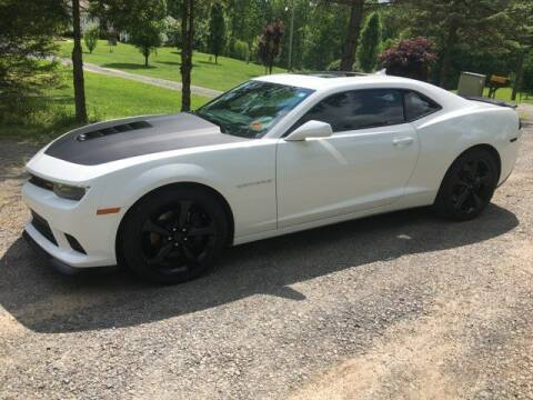 2014 Chevrolet Camaro for sale at STAR CITY PRE-OWNED in Morgantown WV