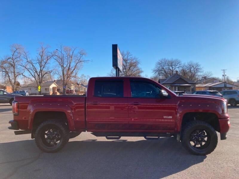 2018 GMC Sierra 1500 for sale at Belcastro Motors in Grand Junction CO