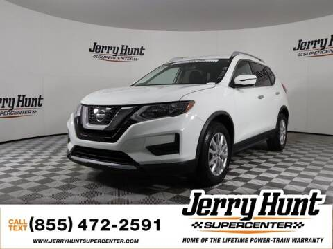 2017 Nissan Rogue for sale at Jerry Hunt Supercenter in Lexington NC