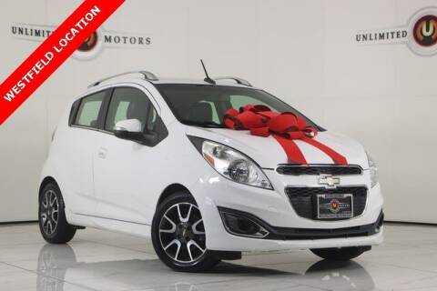 2014 Chevrolet Spark for sale at INDY'S UNLIMITED MOTORS - UNLIMITED MOTORS in Westfield IN