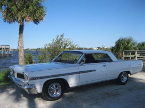 1963 Pontiac Bonneville for sale at Right Pedal Auto Sales INC in Wind Gap PA