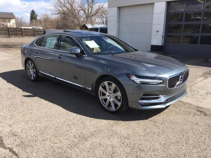 2018 Volvo S90 for sale at Northwest Auto Sales & Service Inc. in Meeker CO