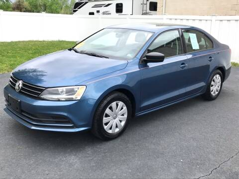 2016 Volkswagen Jetta for sale at Superior Wholesalers Inc. in Fredericksburg VA