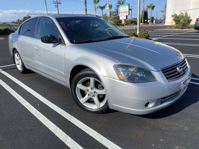 2005 Nissan Altima for sale at Beach Auto Group LLC in Midway City CA