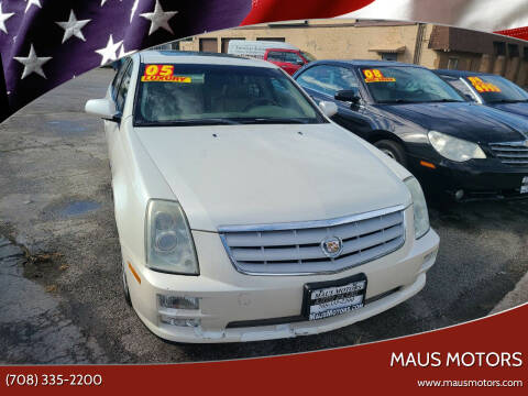 2005 Cadillac STS for sale at MAUS MOTORS in Hazel Crest IL