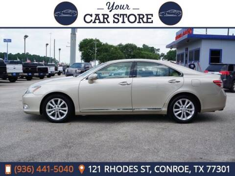 2010 Lexus ES 350 for sale at Your Car Store in Conroe TX