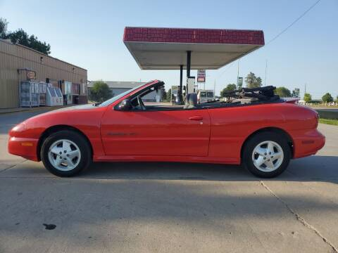 1999 Pontiac Sunfire for sale at Dakota Auto Inc. in Dakota City NE