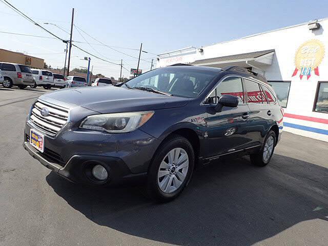 2015 Subaru Outback for sale at Tommy's 9th Street Auto Sales in Walla Walla WA
