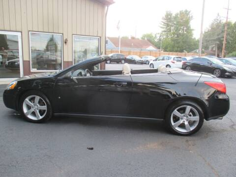 2008 Pontiac G6 for sale at Home Street Auto Sales in Mishawaka IN
