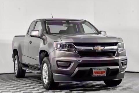 2016 Chevrolet Colorado for sale at Washington Auto Credit in Puyallup WA