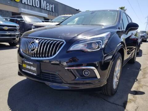 2017 Buick Envision for sale at 916 Auto Mart ONLY $399 DOWN!!!* in Sacramento CA