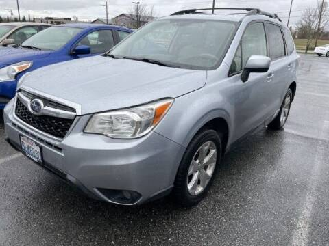 2016 Subaru Forester for sale at Karmart in Burlington WA