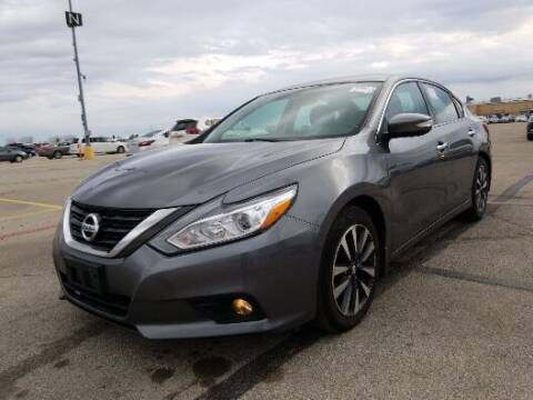 2016 Nissan Altima for sale at NORTH CHICAGO MOTORS INC in North Chicago IL