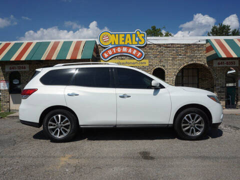 2014 Nissan Pathfinder for sale at Oneal's Automart LLC in Slidell LA