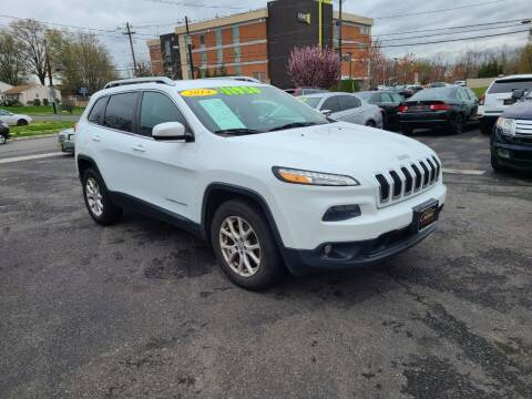 2014 Jeep Cherokee for sale at Costas Auto Gallery in Rahway NJ