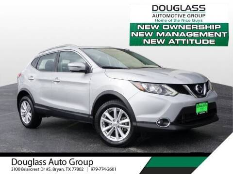 2017 Nissan Rogue Sport for sale at Douglass Automotive Group in Central Texas TX