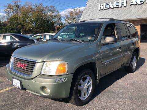 2004 GMC Envoy for sale at Beach Auto Sales in Virginia Beach VA
