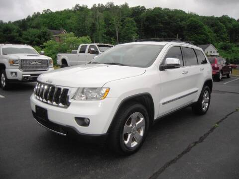 2013 Jeep Grand Cherokee for sale at 1-2-3 AUTO SALES, LLC in Branchville NJ