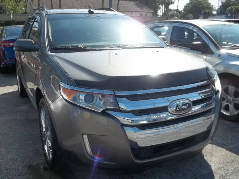 2012 Ford Edge for sale at PJ's Auto World Inc in Clearwater FL