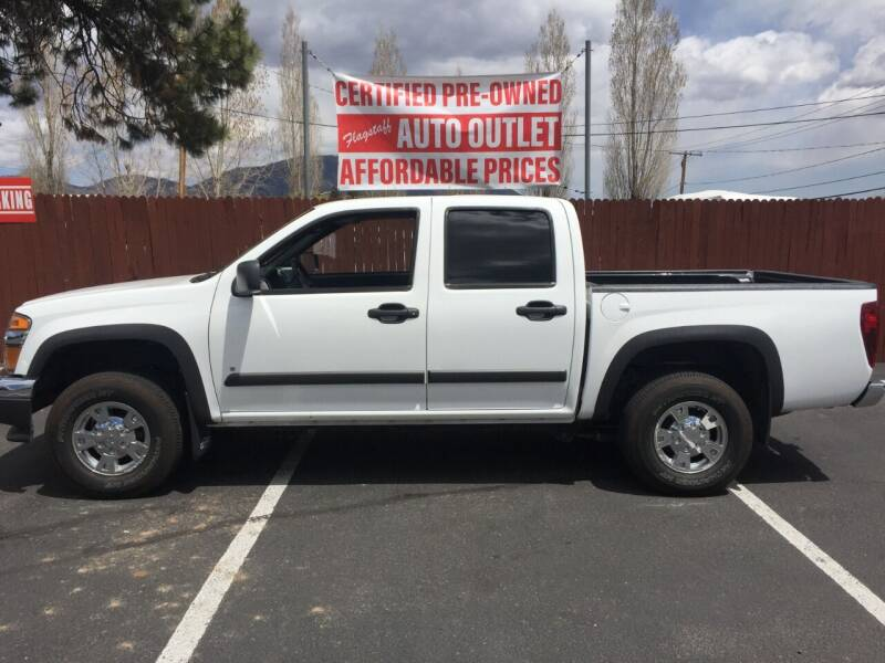 2008 Chevrolet Colorado for sale at Flagstaff Auto Outlet in Flagstaff AZ