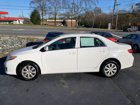 2009 Toyota Corolla for sale at Simple Auto Solutions LLC in Greensboro NC