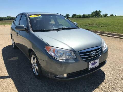 2010 Hyundai Elantra for sale at Alan Browne Chevy in Genoa IL