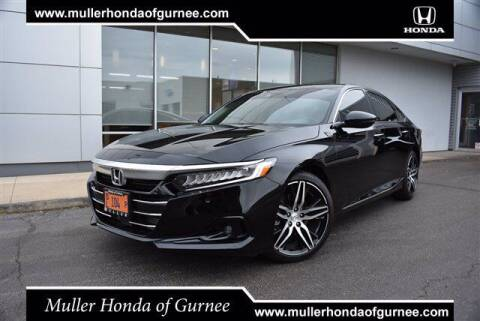 2021 Honda Accord for sale at RDM CAR BUYING EXPERIENCE in Gurnee IL