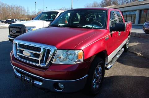 2008 Ford F-150 for sale at Modern Motors - Thomasville INC in Thomasville NC