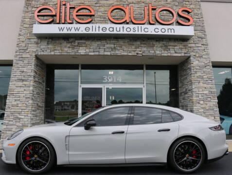2019 Porsche Panamera for sale at Elite Autos LLC in Jonesboro AR