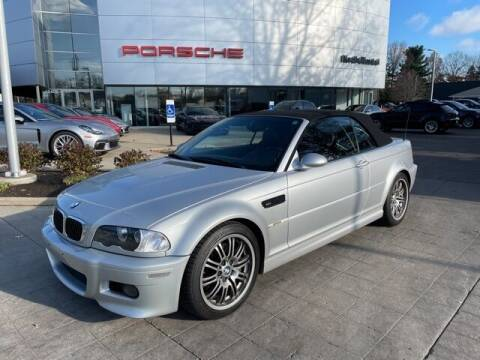 2002 BMW M3 for sale at Porsche North Olmsted in North Olmsted OH