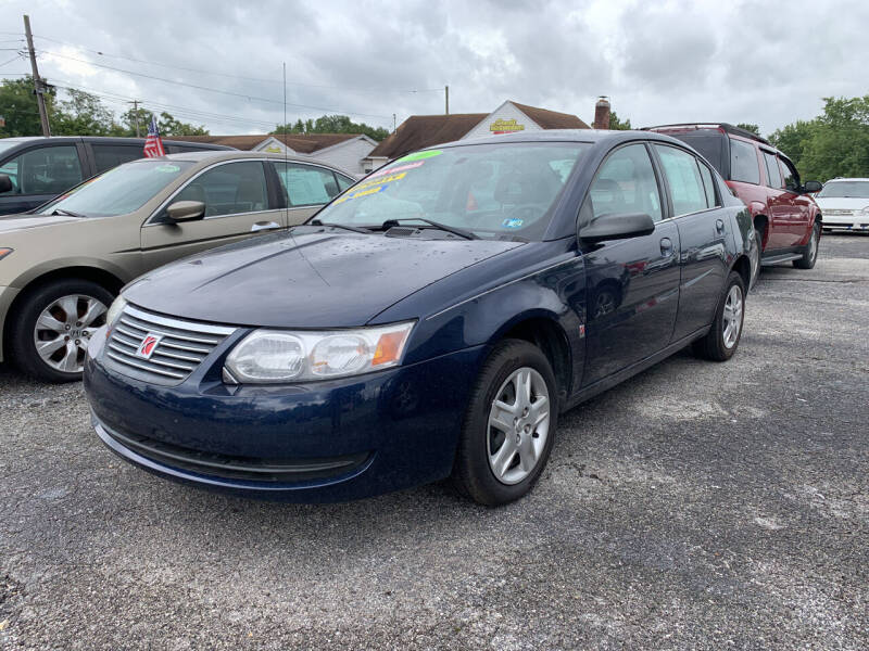 2007 Saturn Ion for sale at Credit Connection Auto Sales Dover in Dover PA