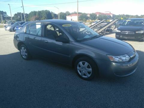 2004 Saturn Ion for sale at Kelly & Kelly Supermarket of Cars in Fayetteville NC