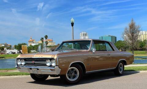 1964 Oldsmobile Cutlass for sale at P J'S AUTO WORLD-CLASSICS in Clearwater FL