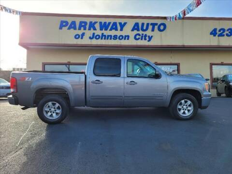 2007 GMC Sierra 1500 for sale at PARKWAY AUTO SALES OF BRISTOL - PARKWAY AUTO JOHNSON CITY in Johnson City TN